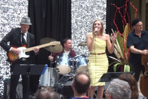 Fourth Annual Wine, Dine and All that Jazz Festival