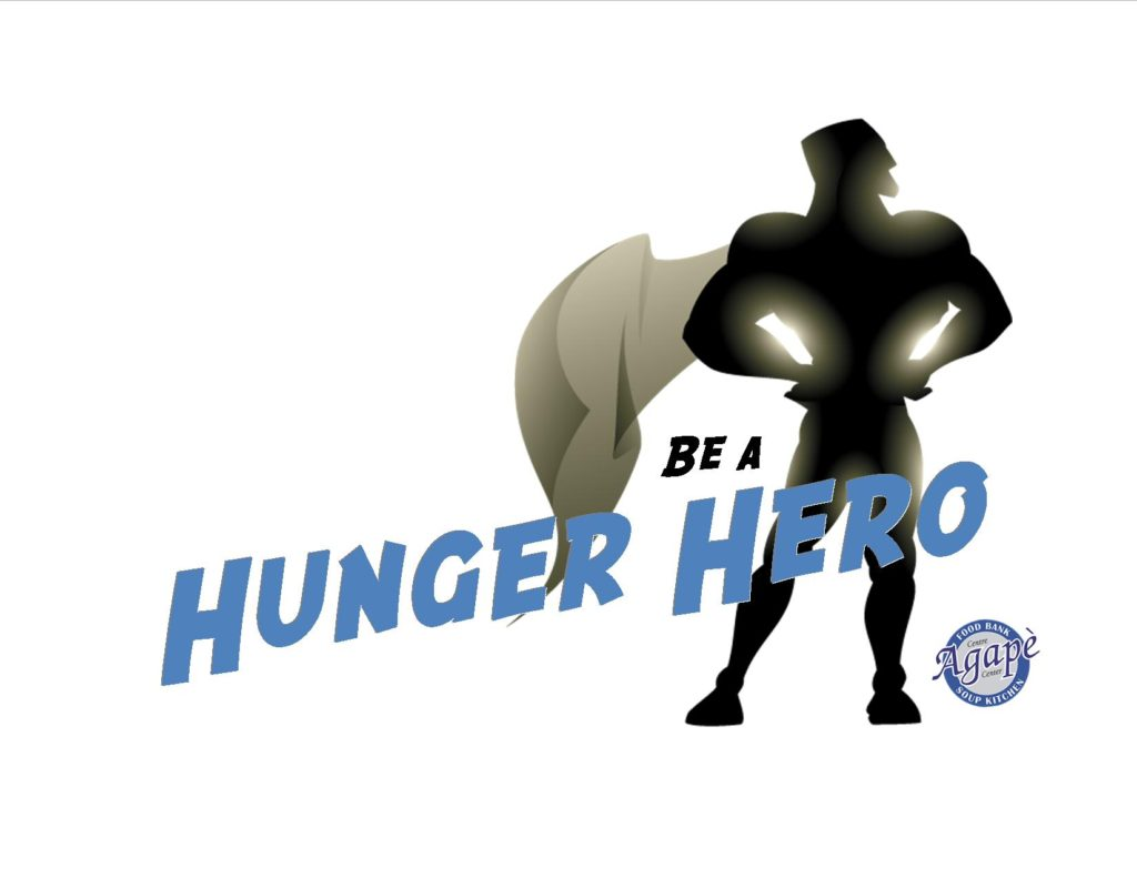 BECOME A HUNGER HERO!