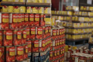 Canstruction Cornwall 2016 Competition Results