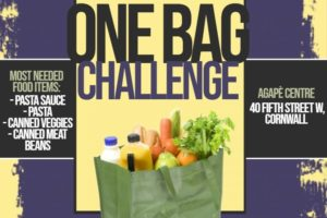 Try the One Bag Challenge!