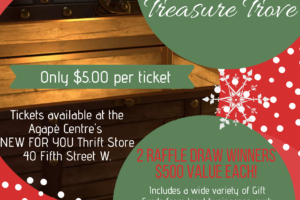 $500 Treasure Trove Raffle